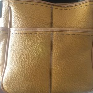Brighton Pebbled Leather Tote Bag